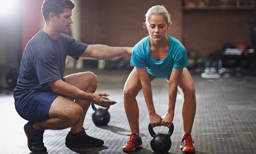 Kirby Strength Personal Training From