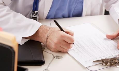 Certificado médico psicotécnico para la obtención o renovación de carnés por 24,90 € en Centro Salud Integral