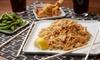 Up to 50% Off Thai Cuisine at Bua Thai Kitchen