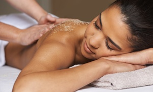 Hair and Beauty Treats: Choice of 30- or 60-Minute Massage with Optional 30-Minute Facial at Hair and Beauty Treats (Up to 60% Off)