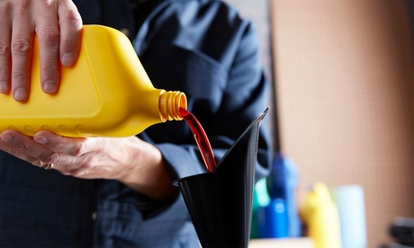 Conventional or Synthetic Oil Change at West Coast Tires & Auto Center (Up to 33% Off)