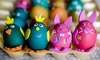 Up to 32% Off Egg-Citing Egg Hunt at Charmingfare Farm