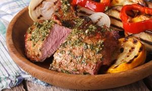 Restauracja Stare i Nowe: Kuchnia europejska: 2-daniowa uczta dla 2 osóbza 64,99 zł i więcej w Restauracji Stare i Nowe w Katowicach (do -41%)