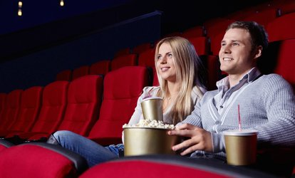 Up to 47% Off Movie Ticket and Refreshment Packages