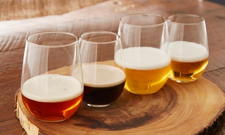 $159 for Beer Brewing Experience with 50L of Beer to Take Home at Brew By U Hunter (Up to $245 Value)