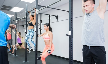 One-Month Gym Membership for One at CrossFit Iceni (64% off)