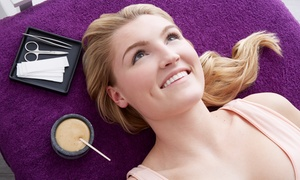 Inner Beauty Clinic: Eyebrow Package with Lash Tint ($29) at Inner Beauty Clinic (Up to $85 Value)