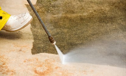 image for Exterior Power <strong>Washing</strong> from Accu-Tone Painting (Up to 54% Off)