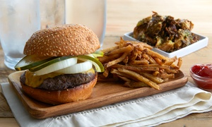 Up to 40% Off Food at Bibi's Burger Bar at Bibi's Burger Bar, plus 6.0% Cash Back from Ebates.