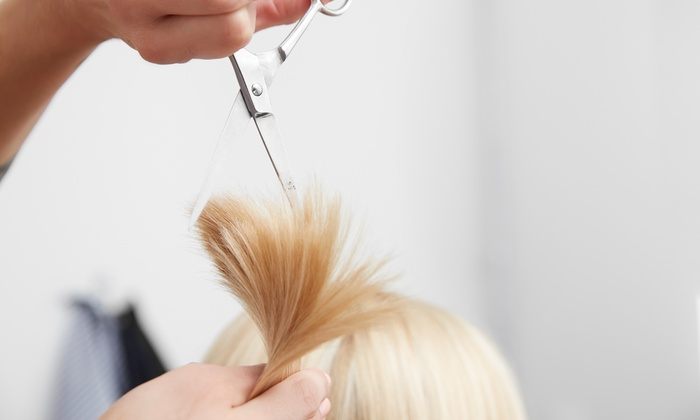Red Mak - Hallandale Beach: Women's Haircut with Conditioning Treatmentfrom Red Mak