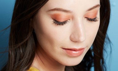 One Full Set of Eyelash Extensions with Optional Two-Week Fill at Cilia Lash (Up to 55% Off)