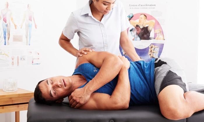 Elite Athlete - Garden Grove: $30 for $80 Toward Massages and Chiropractic Adjustments at Elite Athlete ($80Value)