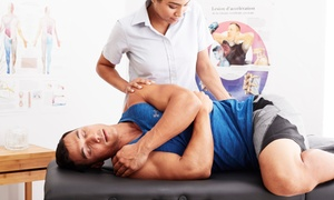 Ferrario Paolo Massoterapista: Uno o 3 massaggi a scelta tra decontratturante, sportivo e drenante (sconto fino a 73%)