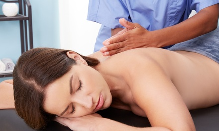 30- or 60-Minute Sports or Deep Tissue Massage at Enfield Chiropractic Clinic