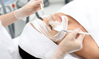 One or Three Chemical Facial Peel Sessions at Results Aesthetics & Beauty Clinic (Up to 81% Off)