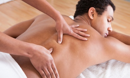 One Sports, Deep-Tissue or Swedish Massage at Affordable Back and Body Werks (Up to 48% Off)