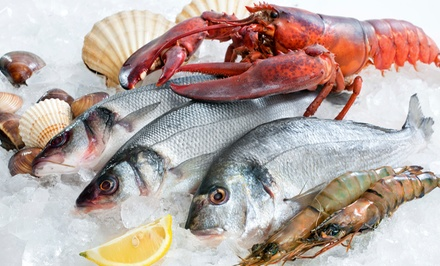 $22 for $40 Worth of Seafood for Two or More at Captain Jim's Seafood