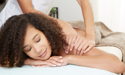 60-Minute Massage or Massage and Facial Combo at Holistic Massage Works (Up to 48% Off)