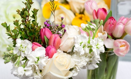 $30 $15 or $60 $30 To Spend On Flowers at Little Boho Flower Co