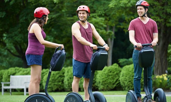 Mobilboard Reims - Mobilboard Reims: Balade d'1h en gyropode Segway® pour 2 personnes à 34,90 € avec Mobilboard Reims (42% de réduction)