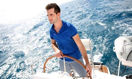 Curso teórico para obtener el carné de patrón de navegación PBN por 39,90€ o de embarcaciones de recreo PER por 54,90€