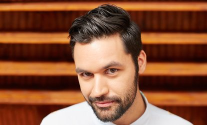 Men's Styled Cut with Hair and Scalp Treatment for One ($19) or Two ($35) People at Sierra Jane xox (Up to $138 Value)