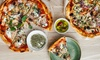 Tresca - London: Pizza and Beer for Two or Four at Tresca (Up to 52% Off)