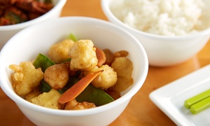Fork N' Chopstix: Chinese Food at Fork N' Chopstix (Up to 44% Off). Two Options Available.