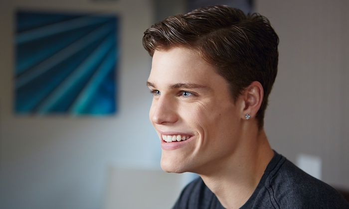 5 Off Mens Haircut Hyatts Hair Studio Groupon