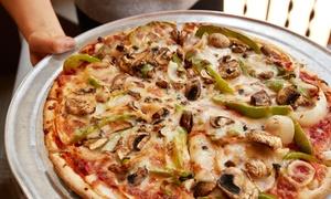Da Grasso: Dowolnie wybrana pizza Grande (od 27,90 zł) lub Grosso (od 32,90 zł) w Da Grasso (do -31%)