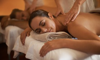 63% Off Couples Massage at Massage Spring Spa