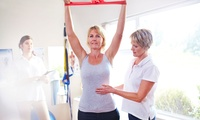 Physiotherapy Consultation and Treatment at Injury Time (53% Off)