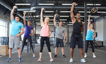 image for Five CrossFit Classes or One Week of Unlimited CrossFit Classes at CrossFit Montrose (Up to 77% Off)