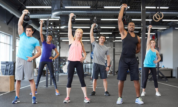 JM Fitness - Bristol: One Month of Unlimited Group Training or Two Personal-Training Sessions at JM Fitness (Up to 80% Off)
