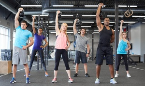 Up to 67% Off Crossfit Classes at CrossFit Watch City