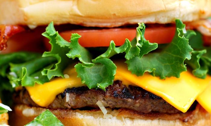 Bulldog Burger Bistro - Hoover: $22 for $40 Worth of Burgers — Bulldog Burger Bistro