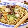 Chinesisches 5-Gänge-Veggie-Menü