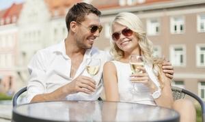Bar Marilyn: Aperitivo con Prosecco o vino, stuzzicherie e dolce per 2 o 4 persone al Bar Marlyn (sconto fino a 62%)