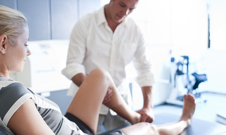 One or Two Chiropractic Exam Packages at Dreas Healthcare (Up to 66% Off)