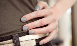 Manni Peddi: Gel Polish Manicure ($25), Pedicure ($30), or Both ($49) at Manni Peddi (Up to $115 Value)