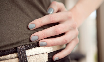 Gel Polish Manicure $25, Pedicure $30, or Both $49 at Manni Peddi Up to $115 Value