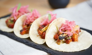 Cafe Mexicali: Fajitas with Jug of Margarita for Two or Four at Cafe Mexicali (Up to 57% Off)