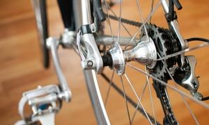 Grimm Bike, Kreuzberg DE: 1x oder 2x umfassende Fahrradinspektion in Moabit oder Kreuzberg bei Grimm Bike Kreuzberg (bis zu 66% sparen*)