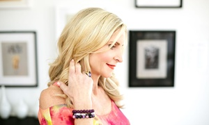 Style Salon: Haircut, Wash, Conditioning, and Style with Optional Color or Partial Highlights at Style Salon (Up to 64% Off)