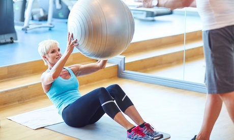 Personal-Training Package with Six 60-Minute One-on-One Sessions at Dr. Pepper Physical Therapy
