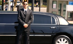 Blackline Express: $21 for $30 Worth of Chauffeur Services — BlackLine Express Shuttle