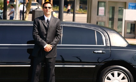 Six-Hour Prom Rental of a Town Car, SUV, Limo, Navigator, or Party Bus from Crown Limo Kansas (Up to 40% Off)