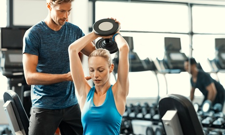 Three or Four Personal Training Sessions w/ Consultation and Food Plan from Baskerville Fitness (Up to 40% Off) 97349b57-aaeb-41c5-a379-5679c272a402