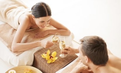 Swedish or <strong>Couples Massage</strong> at Serenity Day Spa (Up to 64% Off)
