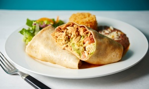 Casa Maya: $12 for $20 Worth of Mexican Dining at Casa Maya
